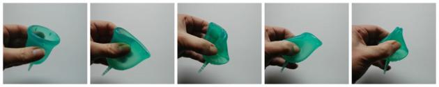 Cách sử dụng và vệ sinh cốc nguyệt san 6