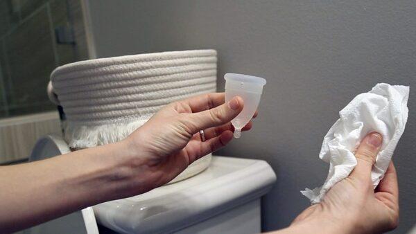Cách sử dụng và vệ sinh cốc nguyệt san 8.2